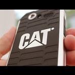 Smartphone Caterpillar super resistente