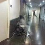 Assustador! Fantasma no turno noturno do Hospital Regional de Caraúbas aparece a funcionários