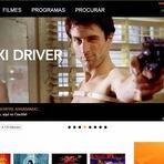 Internet - Crackle - permite assistir filmes e programas online da Sony de graça