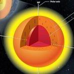 Cientistas apresentam nova visão do núcleo da Terra