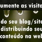 Ping: Como aumentar as visitas do seu blog distribuindo seu conteúdo gratuitamente