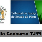 Apostila Concurso do TJ-PI(+CD GRÁTI )2015