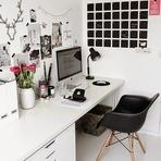 Se inspire e decore seu home office