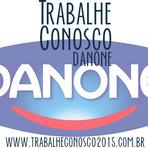Vagas - TRABALHE CONOSCO DANONE 2015