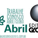 Vagas - TRABALHE CONOSCO EDITORA ABRIL, GLOBO 2015
