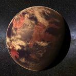 Centenas de bilhões de planetas semelhantes à Terra