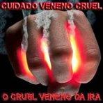 O sarcástico e cruel veneno da ira... LEIA +