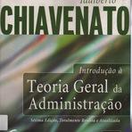 Administração Geral - Idalberto Chiavenato – livro