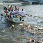 Limpeza da Baía de Guanabara só será alcançado em dez anos