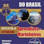 Apostila Marinha do Brasil + PDF - Aprendizes de Marinheiros - Ensino CPAEAM 2015