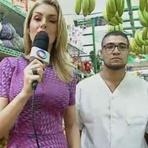 Record coloca Ana Hickmann nas ruas para agradar anunciantes do Hoje em Dia