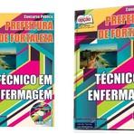 Apostila Digital da Prefeitura de Fortaleza/CE 2015 Técnico de Enfermagem