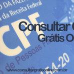 CONSULTAR CPF GRÁTIS ONLINE 2015