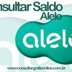 CONSULTAR SALDO ALELO