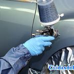 Como conservar a pintura do meu carro?