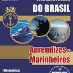 Apostila APRENDIZES / MARINHEIROS - Concurso Marinha do Brasil 2015