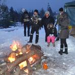 Grupo de motociclista promove encontro invernal em Portugal