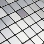 Pastilha Adesiva Inox - Bm Glass