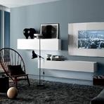 Azul acinzentado na decoração