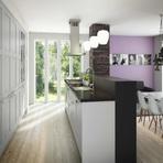 Cozinhas decoradas e encantadoras