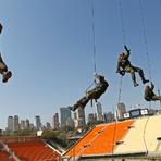 Segurança - Olimpíada terá plano de segurança de R$ 350 milhões