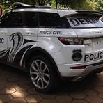Carros do tráfico são usados pela polícia de Goiás