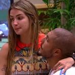 """BBB 15: """"Raspei tudo!"""", diz Aline para Fernando"""