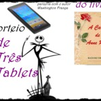 Sorteio de Três Tablets no Estranho Mundo