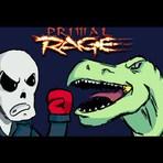 Primal Rage (luta de dinossauros no SNES)
