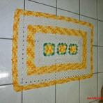 Arte & Cultura - confira belissimos trabalhos confecionados em crochê, por nosso amigo Décio!