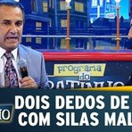 Silas Malafaia no Programa do Ratinho