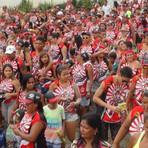 Tradição no interior de Alagoas, bloco do Flamengo arrasta foliões há 13 anos