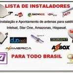 Lista de Instaladores de Antenas SKY, OI, CLARO, VIVO, GVT, CFTV, sistemas de segurança e outros serviços