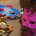 Outros - Máscara de Carnaval – Modelos e Como Fazer