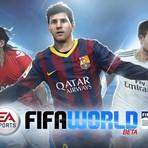 Vídeos - Luan Bennington - Como marcar um golaço no FIFA World?