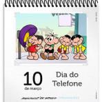 Dia do Telefone 10 de Março Homenagem Especial