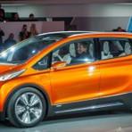Novo carro elétrico chegando - CHEVROLET BOLT SERÁ PRODUZIDO EM 2016