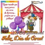 Mensagens para o Dia do Circo – Especial