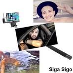 """Curiosidades - Moda dos Famosos: """"Pau de Selfie"""""""