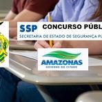 Apostila SSP (AM) concurso Segurança Pública do Amazonas - 2015 - Assistente Operacional