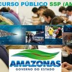 Secretaria da Segurança Pública do AM - SSP de AM realiza Concurso Público de 320 vagas em MANAUS
