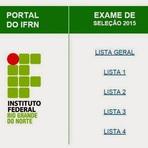 Vagas - IFRN divulga o resultado do Exame de Seleção 2015