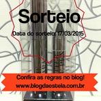 Blog da Estela: Sorteio
