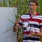 Drone Gimball, ganha 1 milhao em competição nos Emirados Árabes.