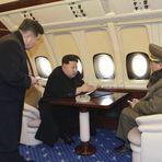 Internacional - EL PAÍS Brasil > Kim Jong-un estreia seu novo avião particular