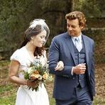 """Protagonistas da Série """"O Mentalista"""" se Casam no Último Episódio"""