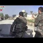 Conflito na Síria - Operação de varredura no setor privado de Jobar