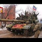 UCRÂNIA - Milicianos de Donbass cercaram militares ucranianos em Debaltsevo
