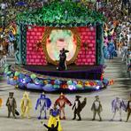 Em desfile irreverente, União da Ilha questionou a beleza na Sapucaí