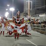 Boi da Ilha na festa do enredos na Intendente Magalhães